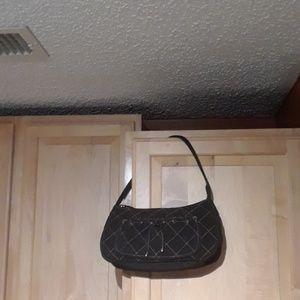 Vera Bradley Brown Shoulder HOBO Bag